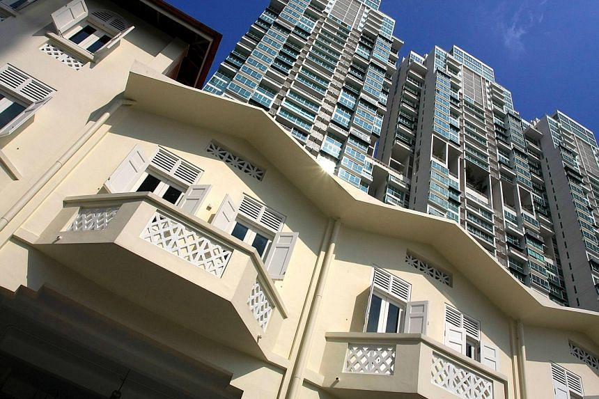 Citylights in Jalan Besar is among the projects in or near the central region with units going for less than $1 million.