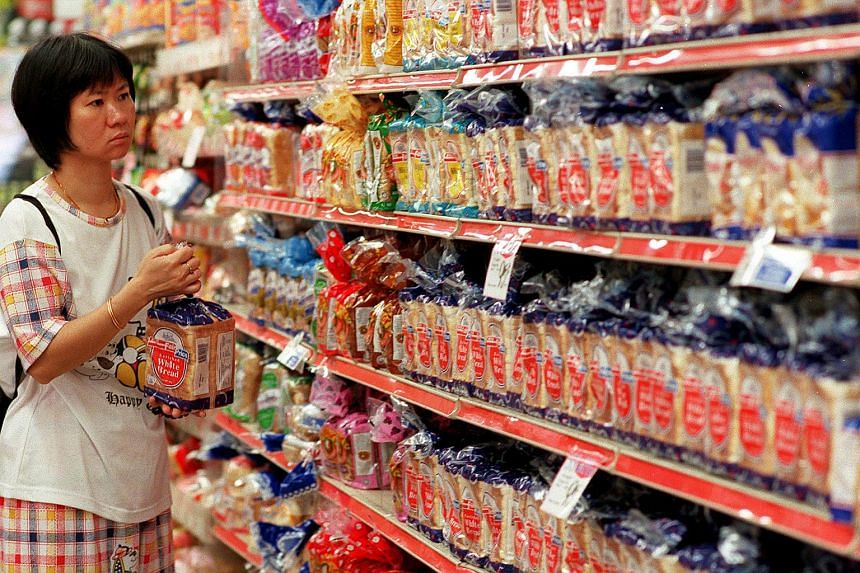 Researchers from the National University of Singapore have developed a packaging material that could double the shelf-life of perishable food, such as bread.