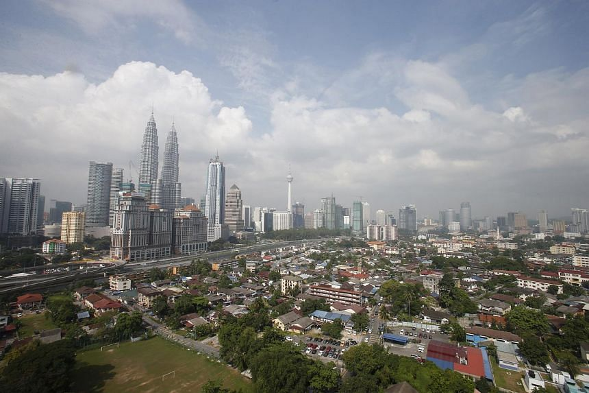 A view of Malaysia's capital of Kuala Lumpur is seen in this June 27, 2013 file photograph.