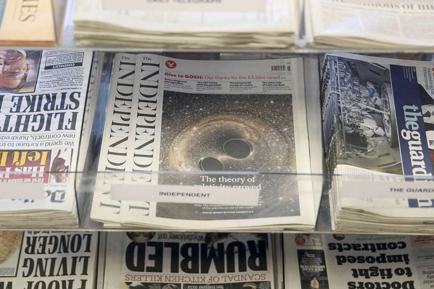 The Independent newspaper announced that it would publish its last print edition next month after 30 years.