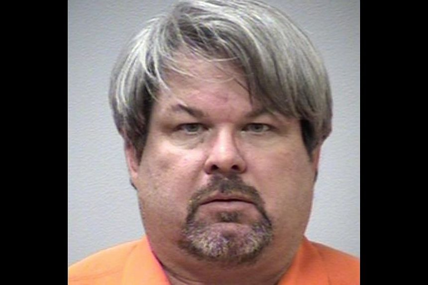 Jason Dalton, 45, is shown in this booking photo provided by the Kalamazoo County Sheriff's Office in Michigan on Sunday ( Feb 21).
