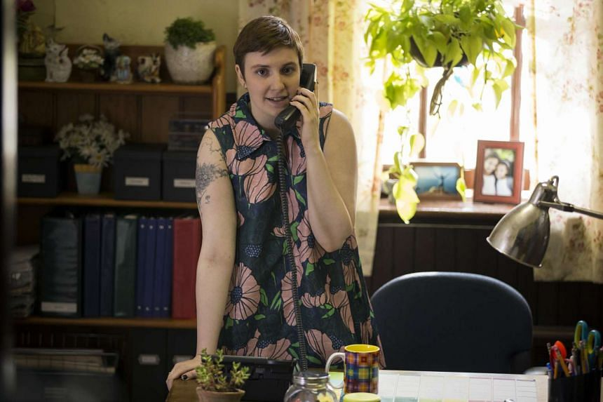 The fifth season of Girls, which stars Lena Dunham (above), will explore themes such as female friendships.