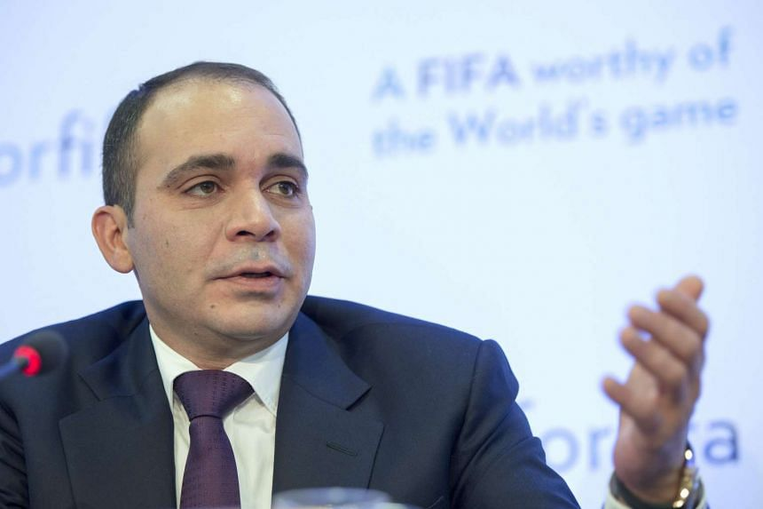Fifa presidential contender Prince Ali al Hussein wants transparent voting booths used at Friday's congress.