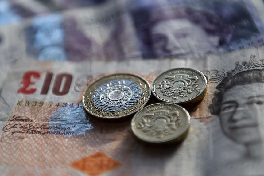 The pound posted its biggest one-day loss in almost six years on concerns Britain might vote to leave the European Union.