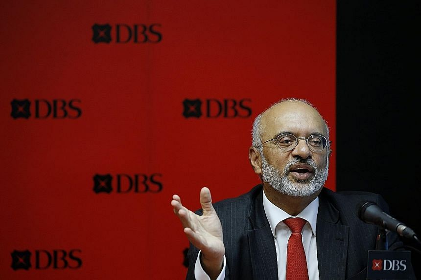 Mr Gupta, DBS chief executive, yesterday said the bank's oil and gas exposure was about $22 billion as at December, of which $17 billion was loan exposure.