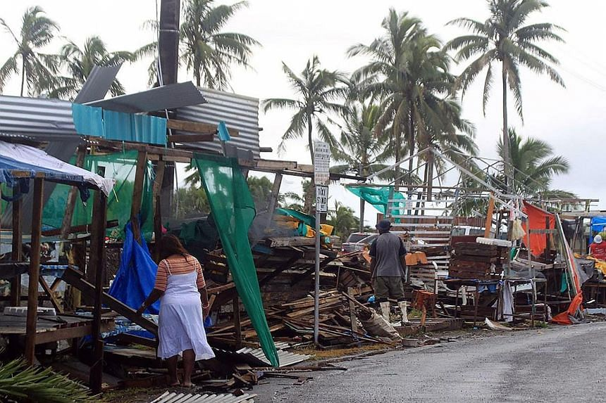 Fiji has begun a massive clean-up after a Category 5 super-storm tore through the Pacific island- nation last Saturday, killing at least 20 people.