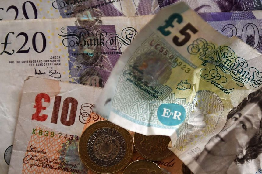 The British pound plunged against the Singapore dollar on Monday.