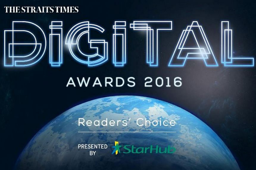 There are 105 finalists in 21 categories for each of the Editors' Choice and Readers' Choice awards.