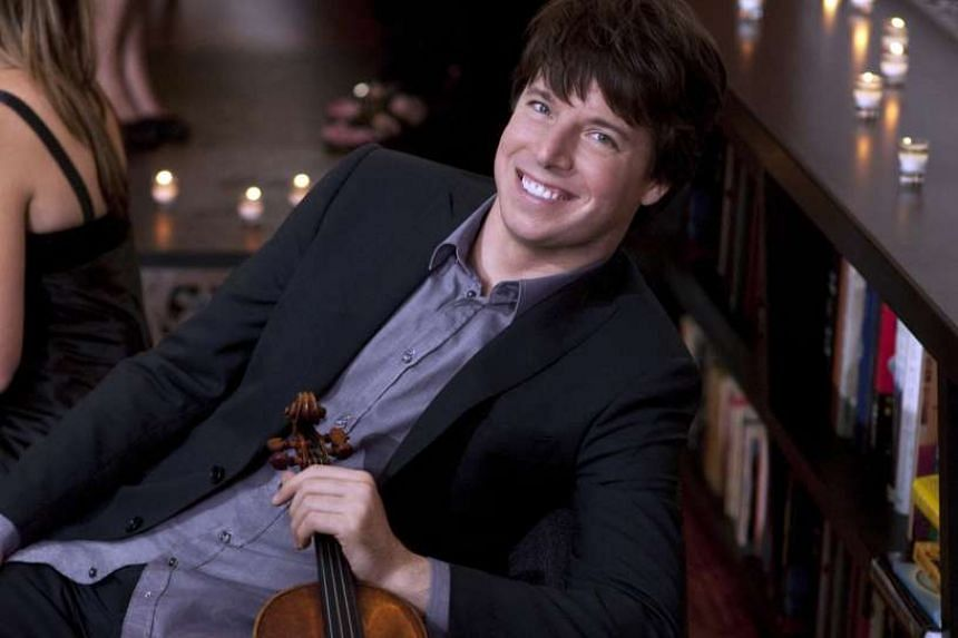 Joshua Bell to play with Chinese orchestra, Arts News & Top Stories