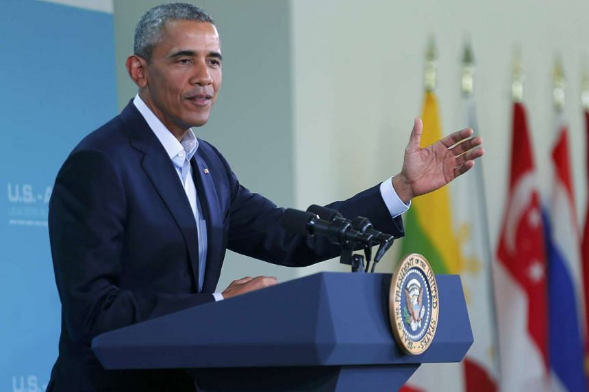 "US President Barack Obama is ""cautiously optimistic the Trans Pacific Partnership free trade agreement, of which four Asean countries including Singapore are signatories to, will be passed in Congress."