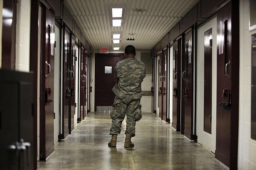 A total of 91 suspected militants remain detained in the Guantanamo Bay military prison.