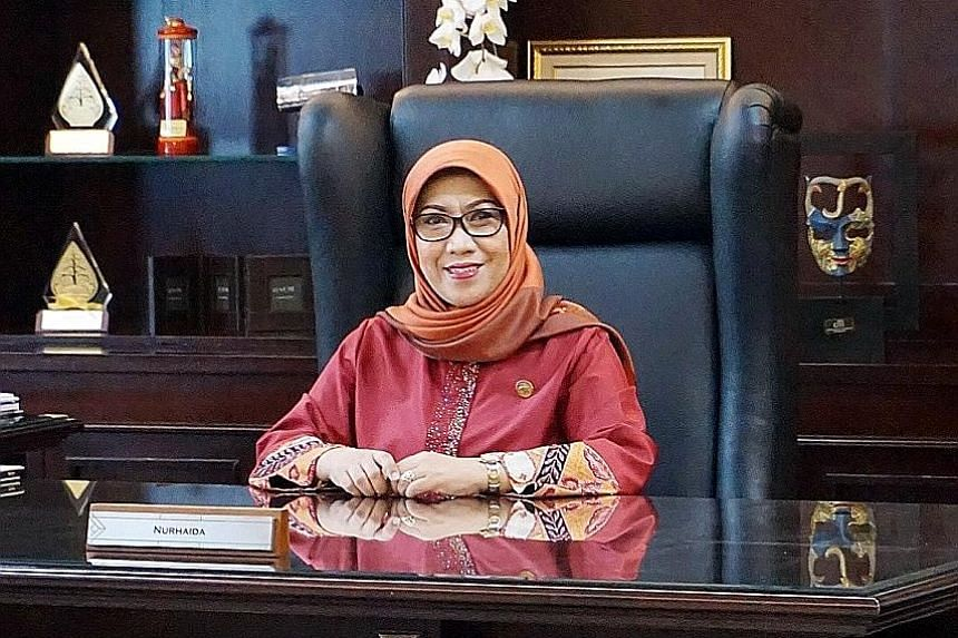 Ms Nurhaida of the Indonesia Financial Services Authority says its new measures would not disadvantage Singapore.