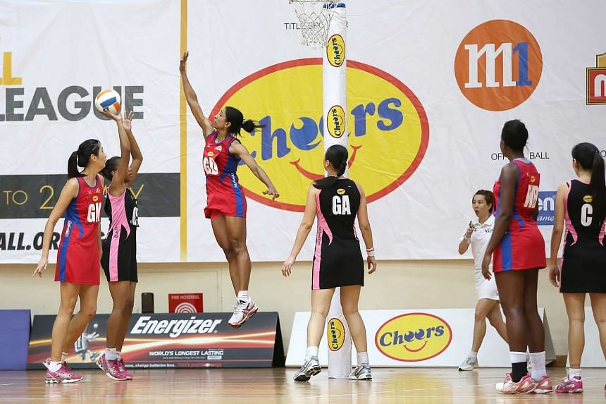 Local telco M1 is the new title sponsor of the 2016 Netball Super League.