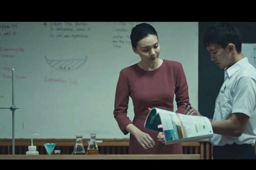 The viral video depicts how teachers can make a difference in their students' lives.