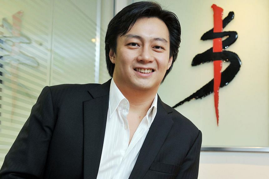 Jeremy Tan, chief executive officer (CEO) of Korvac Holdings.