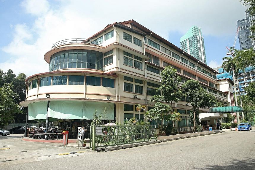 Palmer House, built in 1956 and made to look like a giant boathouse, will be demolished to make way for the Prince Edward MRT station.