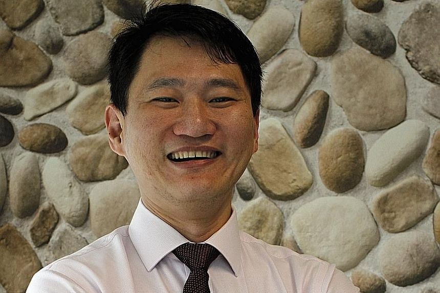 Mr Tan believes grim days are over for Cedar Strategic, and it is now focusing on growing its income.