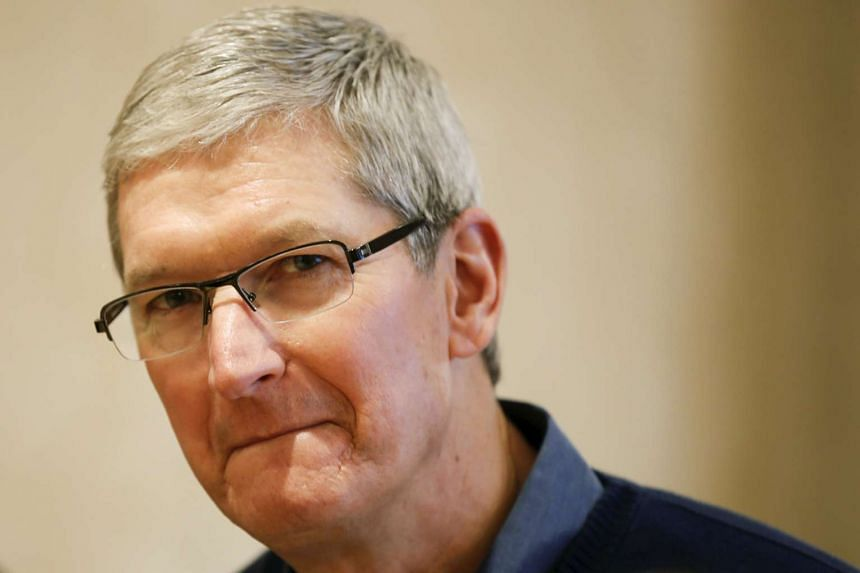 Apple chief Tim Cook said the definite dangers of creating a way to crack into iPhone encryption trumped concerns about 'something that might be there'.