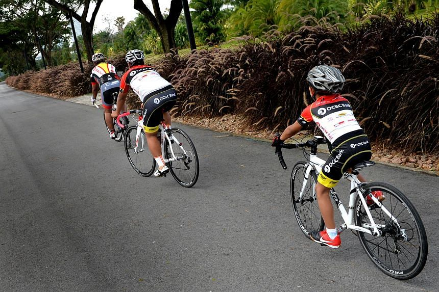 Singapore's national road-cycling scene will have a new ranking and points system.