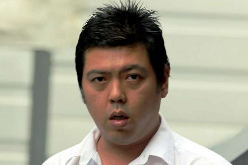 Jason Chia Junjie, 34, was behind the wheel in two fatal traffic accidents.