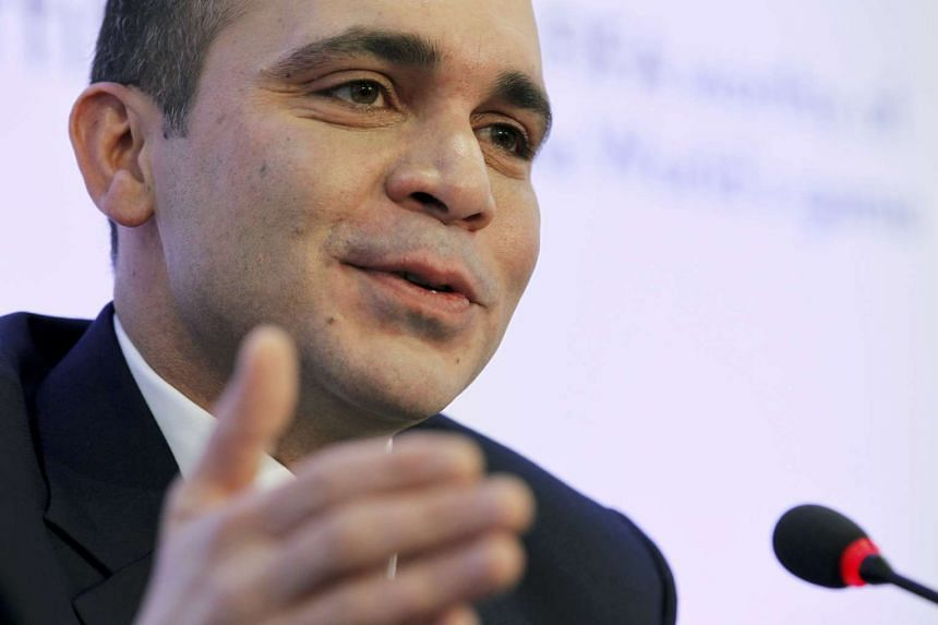 Prince Ali Bin Al Hussein of Jordan wanted transparent booths for the Fifa election.