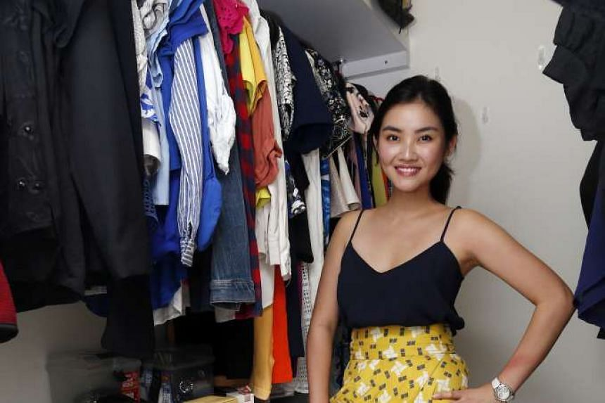 Janelle Yeo's interest in fashion was inspired by her fashion-forward mother.