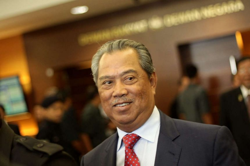 Umno deputy president Muhyiddin Yassin has been suspended from Umno.