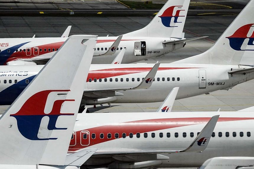 Malaysia Airlines is currently investigating the cause of the fault.