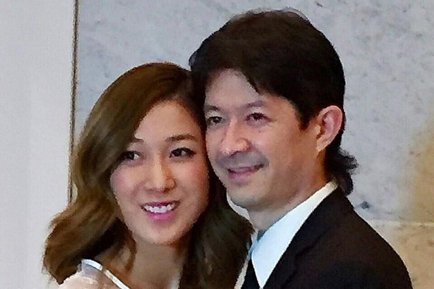 Linda Chung shared a photo of her wedding.