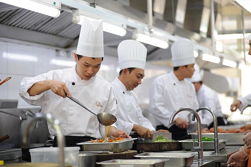 Case will be meeting the Association of Catering Professionals to discuss setting up a joint accreditation scheme for the industry.