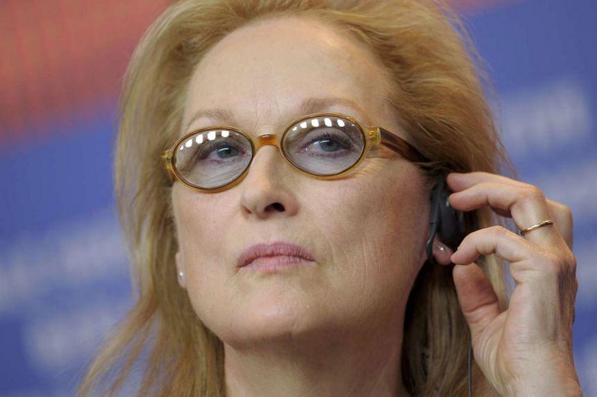 """Streep said her """"We're all Africans"""" comment was taken out of context."""