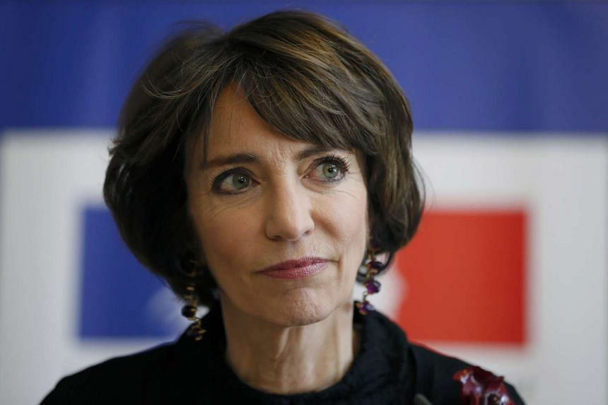 French health minister Marisol Touraine holds a news conference in Paris about the Zika virus on Feb 3, 2016.
