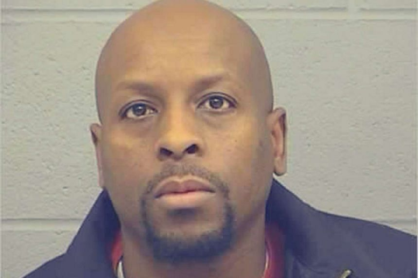 Kansas shooting suspect Cedric Ford in an undated photo.