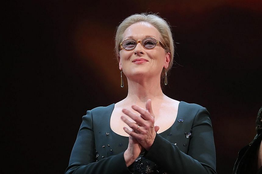 "Actress Meryl Streep's ""We're all Africans"" remark was in response to a reporter's question on whether she is familiar with cinema from Africa and the Middle East."