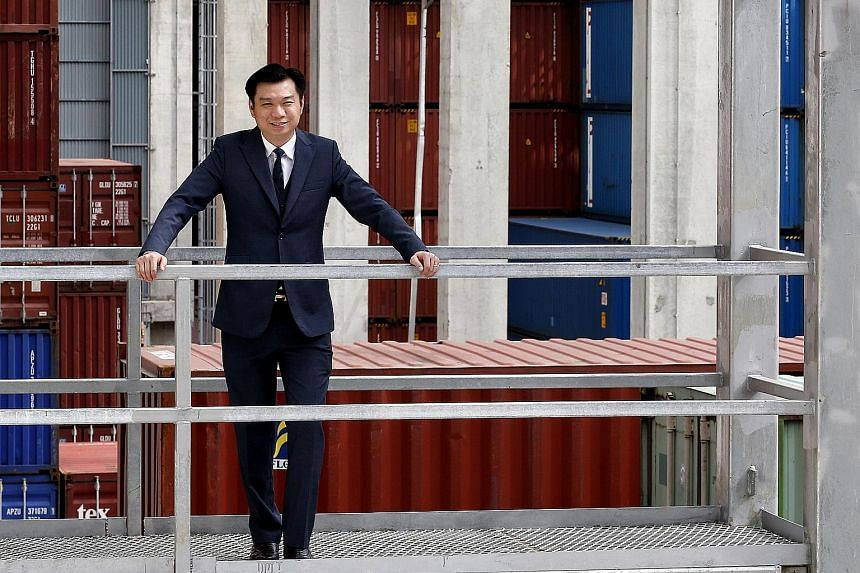 Chief executive Benson Tan said Cogent grew annual net profits in its core business areas because it targets customers who require more specialised services.