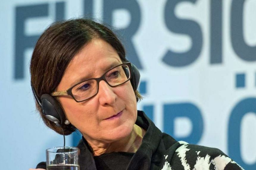 Ms Mikl-Leitner, Austria's Interior Minister, saw her request to visit Greece rejected yesterday as the acrimony over asylum seekers worsened.