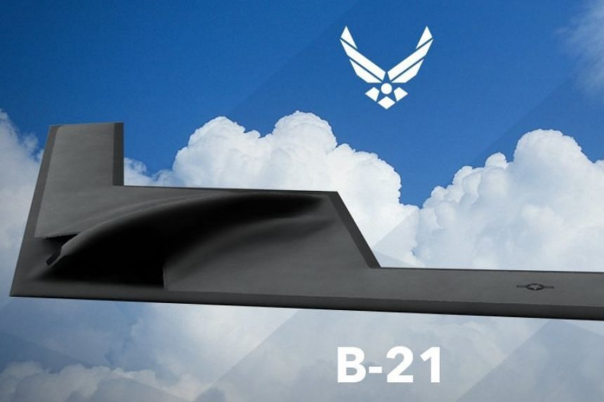 The plane will be called the B-21 until a new name has been agreed on.