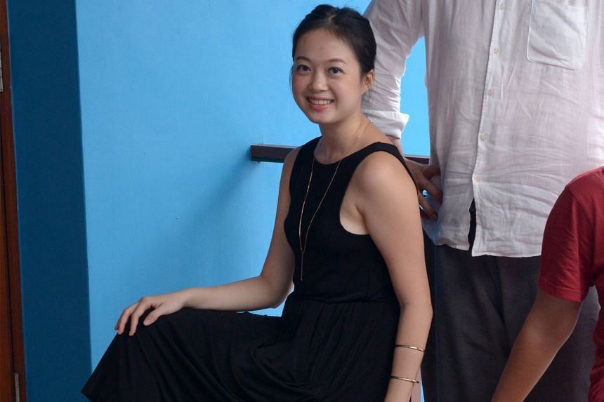 Poet Euginia Tan's third book, Phedra, is out on Saturday.