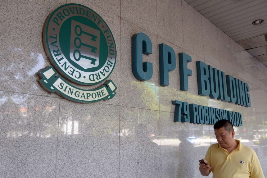 CPF members aged 55 and above can now transfer money from their accounts to their spouses' accounts.