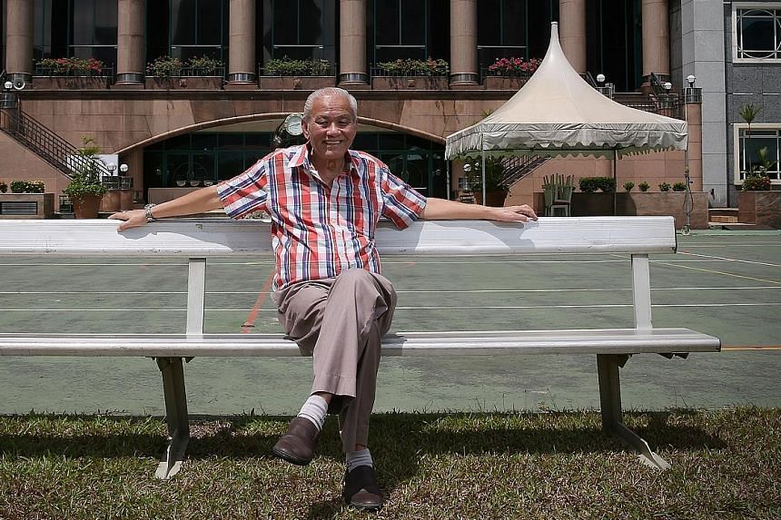 Longstanding president Johnny Goh, who has led the club for 22 years, has been suspended for eight months after he was found guilty of collecting signatures from members to requisition an extraordinary general meeting.