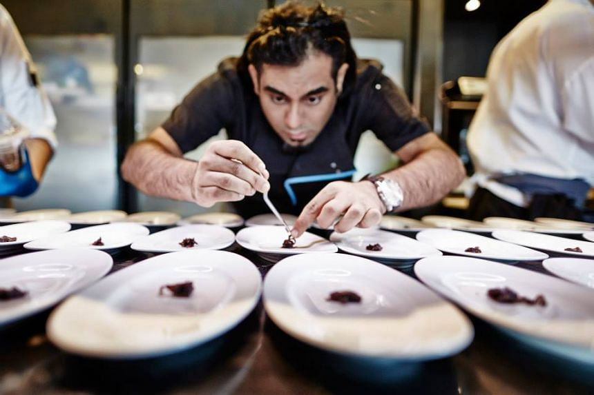 Gaggan Anand's progressive Indian restaurant Gaggan in Bangkok was crowned Best Restaurant in Asia for the second year running.