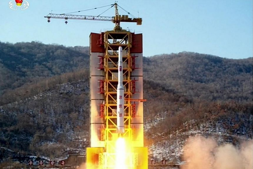 North Korea must pay the price for its latest nuclear test and rocket launch, South Korean President Park Geun Hye said.