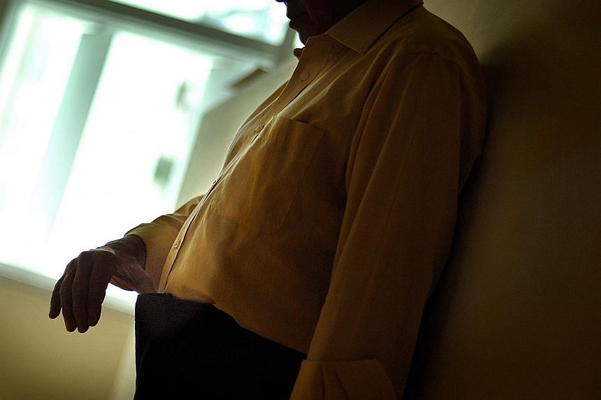 Increased tiredness and weight gain in middle age may be signs of a lack of testosterone.