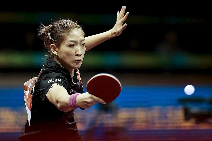 Women's singles world No. 1 Liu Shiwen of China is looking to strike gold at this year's Olympics and complete her medal collection.