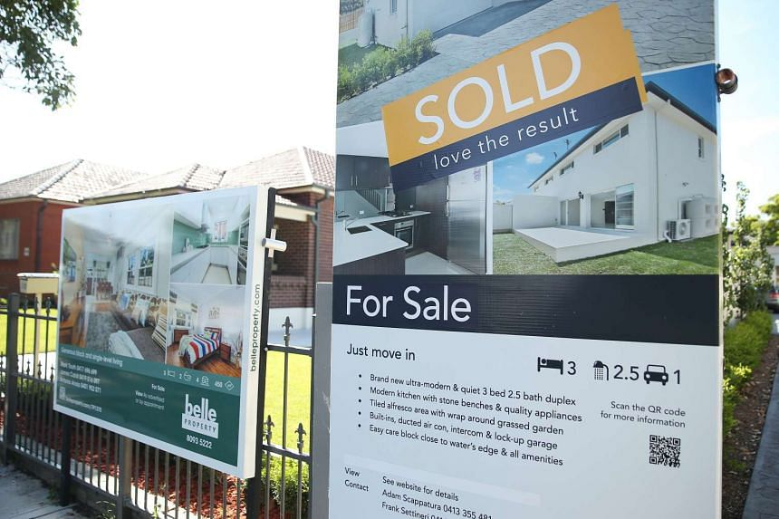 The Sydney median home price dropped to a 10-month low in February.