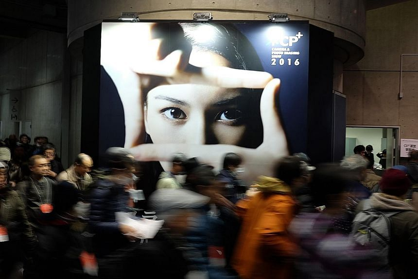 The CP+ Camera and Photo Imaging Show in Yokohama, Japan, is an annual photography trade show where camera and photographic accessory manufacturers come together to show off their latest wares.
