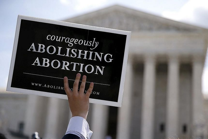 The Supreme Court will hear a landmark case today to decide whether a 2013 Texas law that imposes more restrictive standards on doctors and abortion facilities should be upheld. Backers of the law say it aims to protect women's health, but critics sa