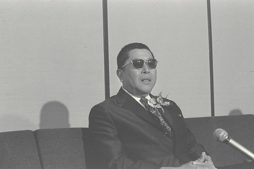 Former Thai foreign minister Thanat Khoman (seen in this 1972 file photo), one of the co-founders of Asean, died on March 3, 2016.