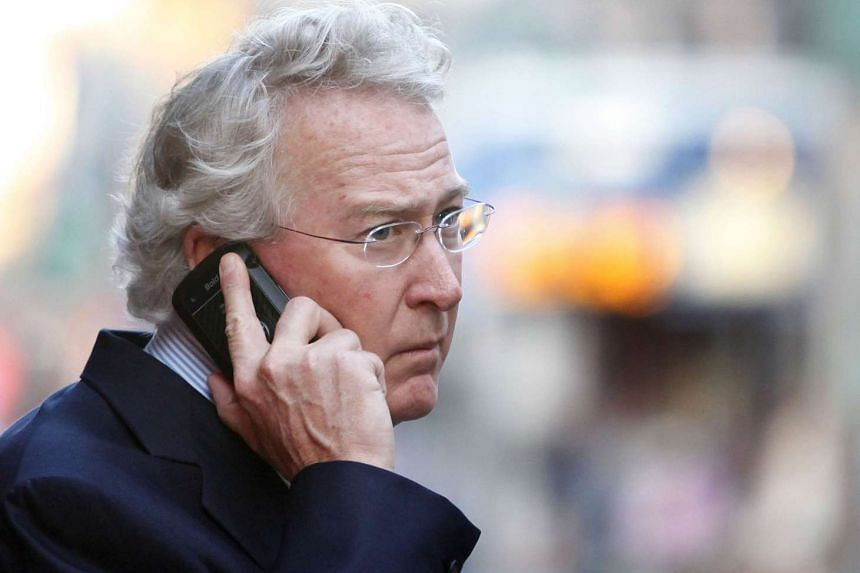 File photo of Chesapeake Energy Corporation co-founder Aubrey McClendon in New Orleans, Louisiana.