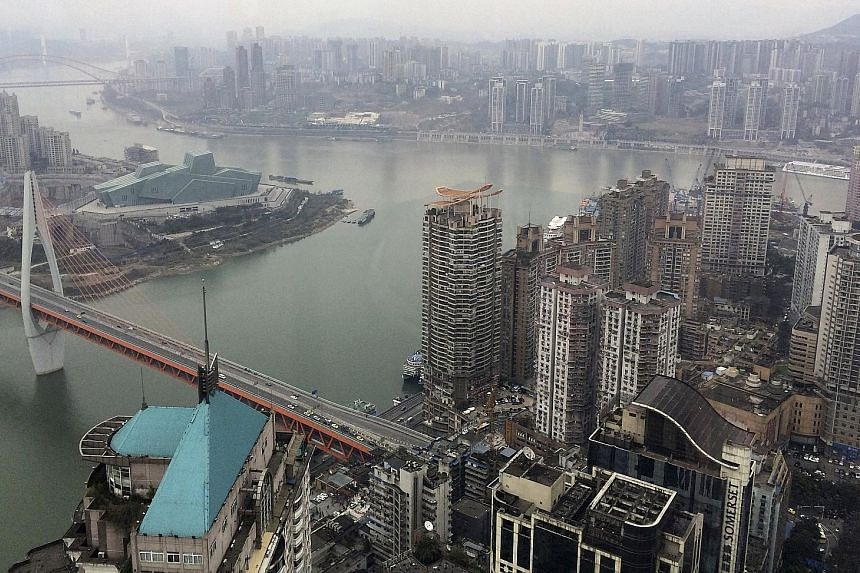 Chongqing is blessed with advantages, from its handy location on the Yangtze river and arms manufacturing history to the central government's decision to make it the fourth municipality in 1997, alongside Beijing, Shanghai and Tianjin, in a push to d